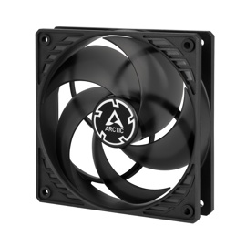 Вентилятор Arctic Cooling P12 PWM (ACFAN00133A) Black/Transparent (120mm, 200-1800rpm, 56.3CFM, 22.5-24.5dBa, FDB, 4-pin PWM)