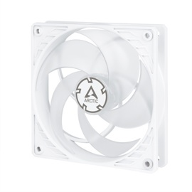Вентилятор Arctic Cooling P12 PWM PST (ACFAN00132A) White/Transparent (120mm, 200-1800rpm, 56.3CFM, 22.5-24.5dBa, FDB, 4-pin PWM + PST)
