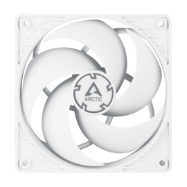 Вентилятор Arctic Cooling P12 PWM (ACFAN00171A) White (120mm, 200-1800rpm, 56.3CFM, 22.5-24.5dBa, FDB, 4-pin PWM)