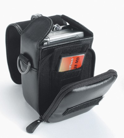 Сумка для фотокамеры Dicota CamPocket Flash D7988K