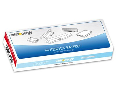 Батарея для ноутбука Whitenergy Battery Lenovo ThinkPad X200 (06437) 4400mAh