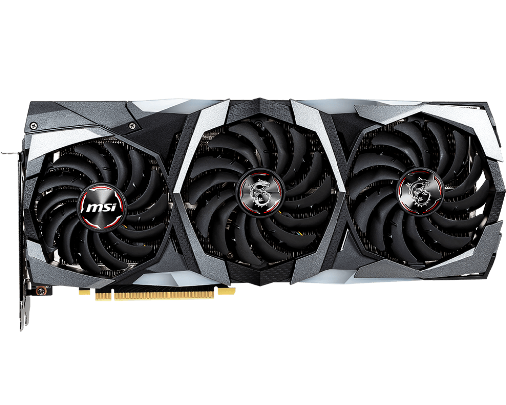 Видеокарта 2080 MSI RTX 2080 GAMING X TRIO 8Gb GDDR6 256bit 1515(1860)/14000MHz