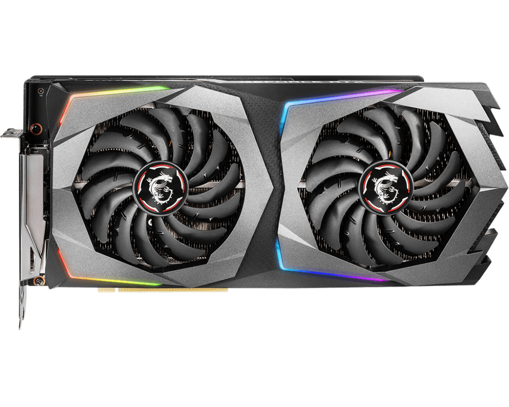 Видеокарта 2070 MSI RTX 2070 GAMING Z 8G 8GB DDR6 256bit 1410(1830)/14000MHz