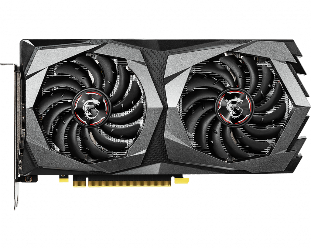 Видеокарта 1650 MSI GTX 1650 GAMING 4G 4Gb GDDR5 128bit 1695/8000MHz
