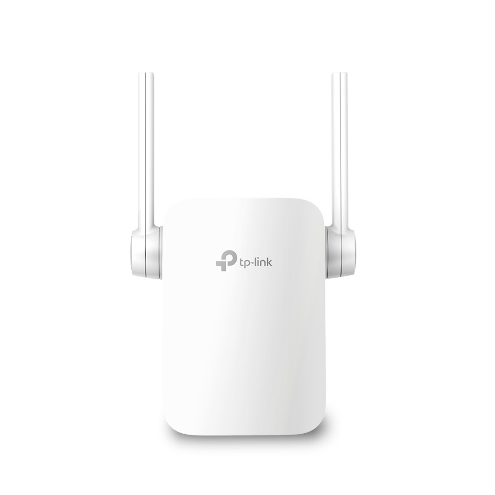 Репитер TP-Link RE205 (433Mbit/s, 2.4GHz + 5GHz, LAN)