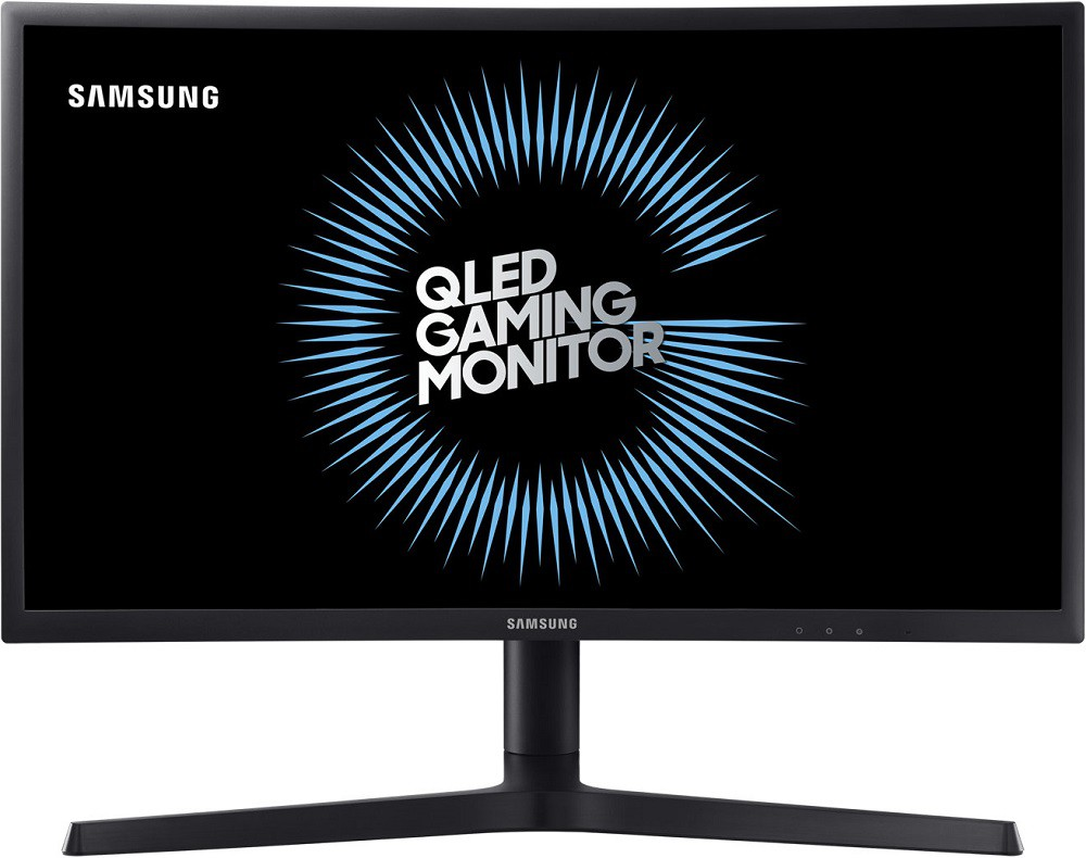 "Монитор 23.5"" Samsung C24FG73FQI Black (1920x1080, VA, 144Гц, изогнутый, AMD FreeSync, 2x HDMI, DisplayPort, Pivot)"