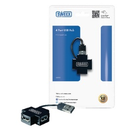 Разветвитель USB Sweex US012 4 Port