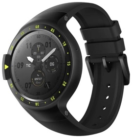 Умные часы TicWatch Sport Black (WF12066)