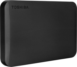 Внешний жесткий диск 4Tb Toshiba Canvio Ready (HDTP240EK3CA) Black USB 3.0