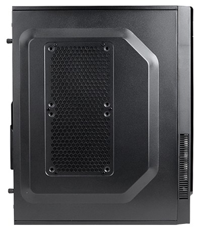 Корпус Zalman ZM-T2 Plus ITX Black Minitower mATX/Mini-ITX Fun USB3
